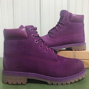 """Timberland Premium 6"""" Waterproof Nubuck Boots"""